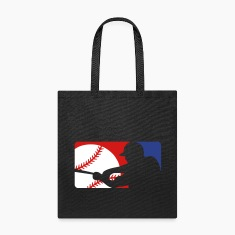 Baseball Player Sign Bags & backpacks