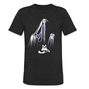 Story of the Ghost  - Unisex Tri-Blend T-Shirt by American Apparel