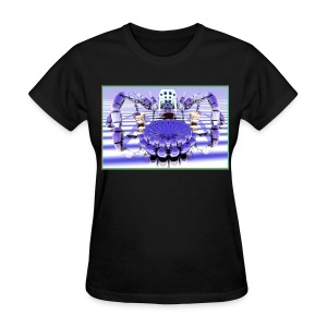 Spider Flower 1 - Women's T-Shirt