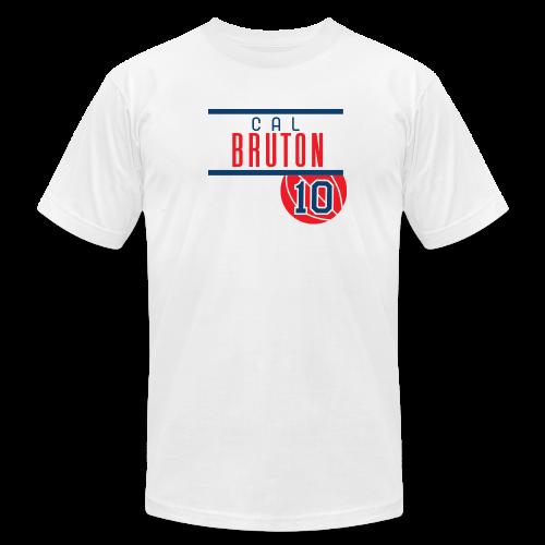 Cal Bruton ball - Men's Fine Jersey T-Shirt