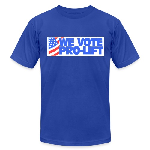 Pro-Lift - Men's Fine Jersey T-Shirt