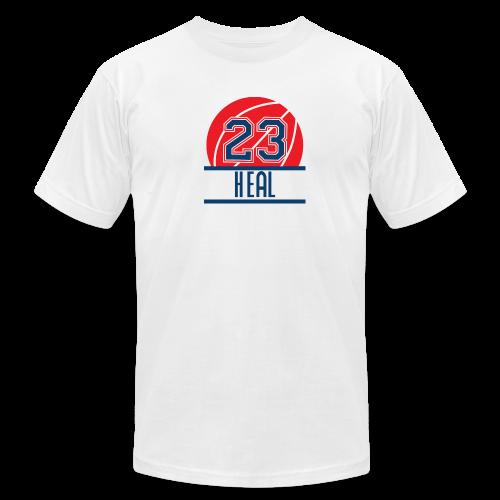Shane Heal classic - Men's  Jersey T-Shirt