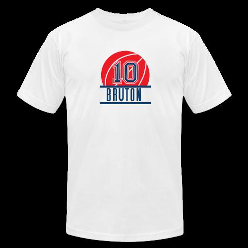 Cal Bruton classic - Men's  Jersey T-Shirt