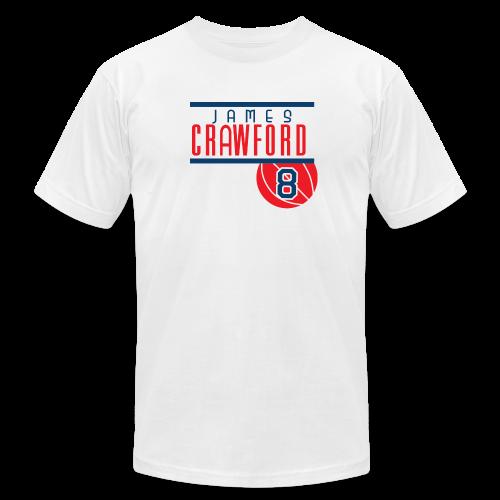 James Crawford ball - Men's  Jersey T-Shirt