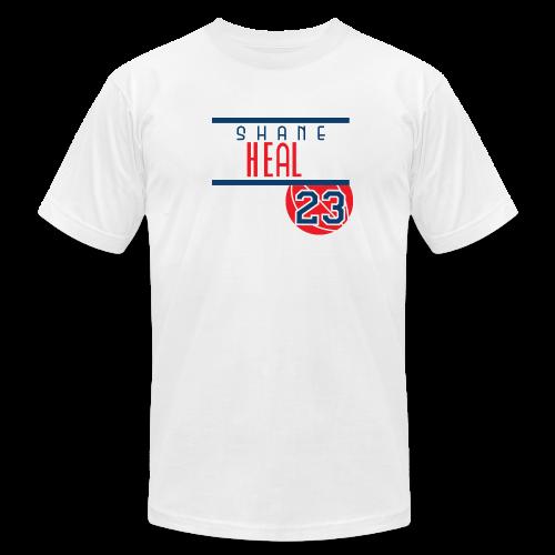 Shane Heal ball - Men's Fine Jersey T-Shirt