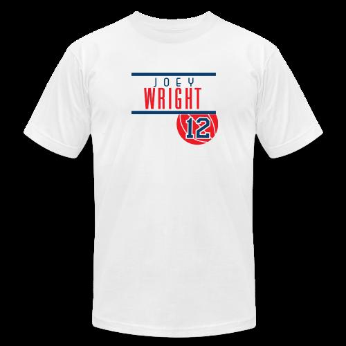 Joey Wright ball - Men's Fine Jersey T-Shirt