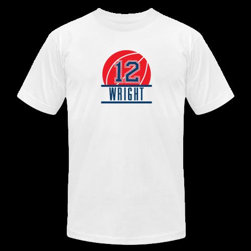 Joey Wright classic - Men's  Jersey T-Shirt