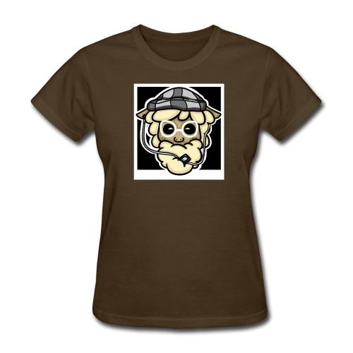 Hip paca design.png - Women's T-Shirt