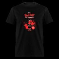 T-Shirts ~ Men's T-Shirt ~ Backup Sauce (Gildan) [M]