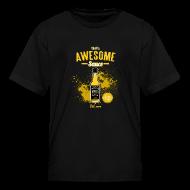 Kids' Shirts ~ Kids' T-Shirt ~ Awesome Sauce (Kids) [M]