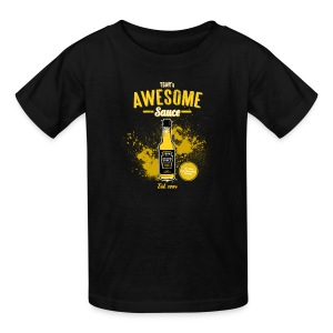 Awesome Sauce (Kids) [M] - Kids' T-Shirt
