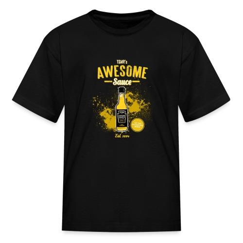 Awesome Sauce (Kids) [M] - Kids' T-Shirt