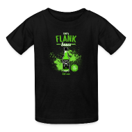 Kids' Shirts ~ Kids' T-Shirt ~ Flank Sauce (Kids) [M]