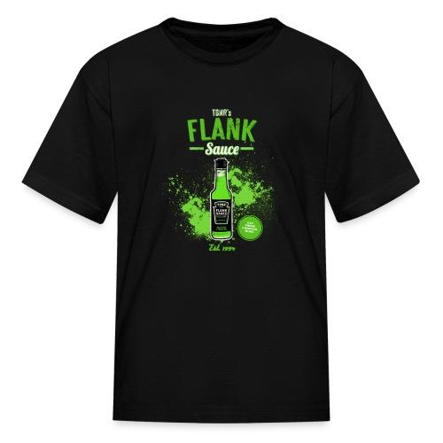 Flank Sauce (Kids) [M] - Kids' T-Shirt