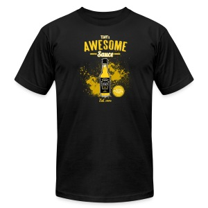 Awesome Sauce (American Apparel) [M] - Men's T-Shirt by American Apparel