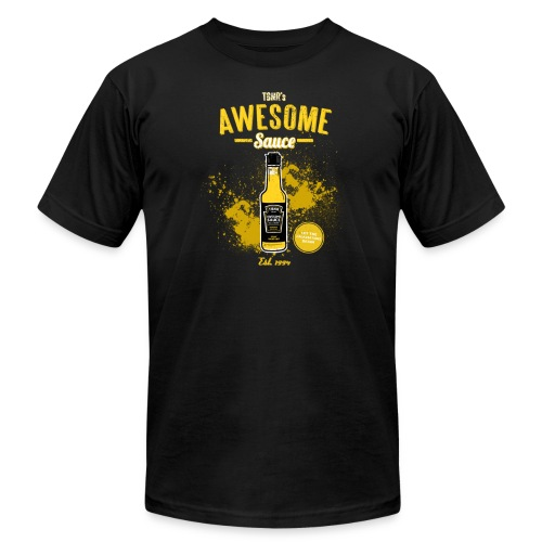Awesome Sauce (American Apparel) [M] - Men's Fine Jersey T-Shirt