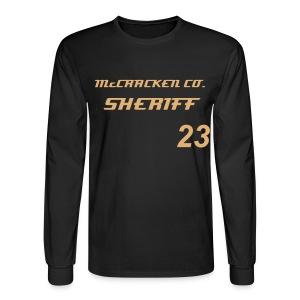 Chad Shaw Baseball Jersey - Men's Long Sleeve T-Shirt