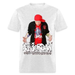 AJ Jordan The Crescendo T-Shirt #2 (S-2XL) ALL COLORS - Men's T-Shirt