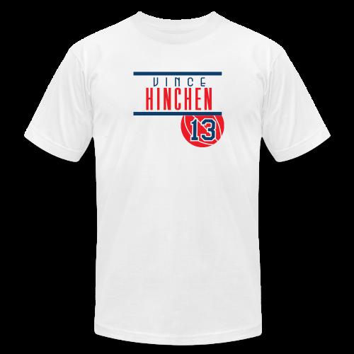 Vince Hinchen ball - Men's Fine Jersey T-Shirt