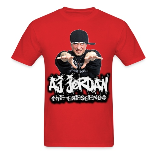AJ Jordan T-Shirt #1 (S-2XL) ALL COLORS - Men's T-Shirt