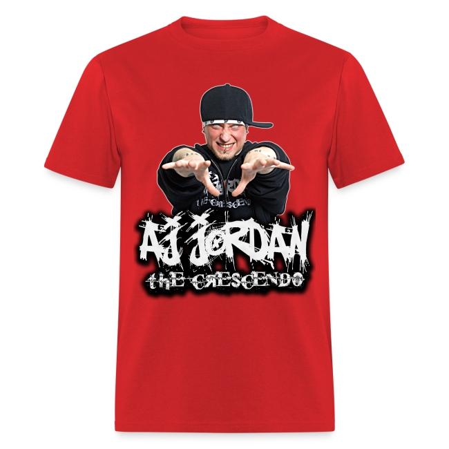 AJ Jordan T-Shirt #1 (S-2XL) ALL COLORS