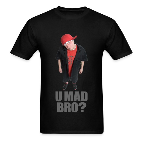 AJ Jordan U Mad Bro? T-Shirt (S-XL) (ALL COLORS) - Men's T-Shirt