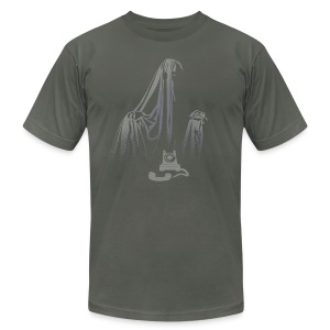 Story of the Ghost ( ghosted ) - Men's T-Shirt by American Apparel