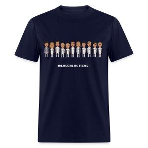 Men T-Shirt - Los Galacticos - Men's T-Shirt