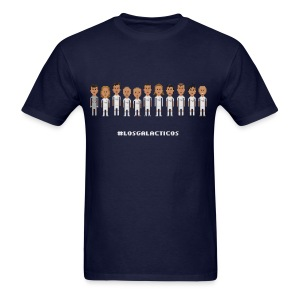 Men T-Shirt - Los Galacticos - Men's T-Shirt