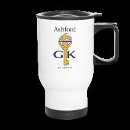 Mugs & Drinkware ~ Travel Mug ~ Ashford Golden Key Travel Mug