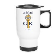 Mugs & Drinkware ~ Travel Mug ~ Ashford Golden Key Travel Mug