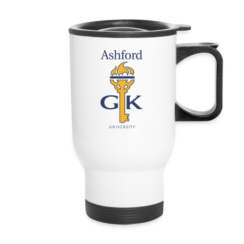 Ashford Golden Key Travel Mug - Travel Mug