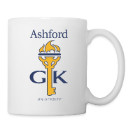 Mugs & Drinkware ~ Coffee/Tea Mug ~ Ashford Golden Key Coffee Cup