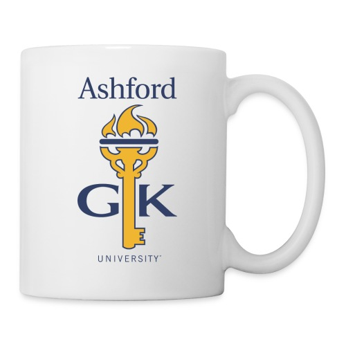 Ashford Golden Key Coffee Cup - Coffee/Tea Mug