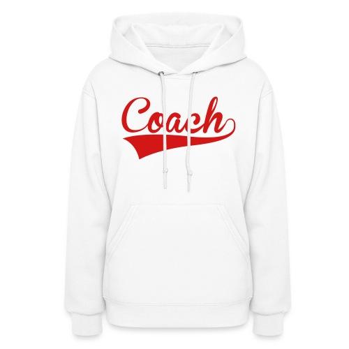 Coach Sweatshirt - Women's Hoodie