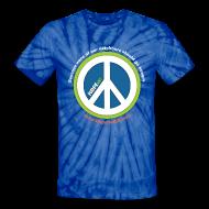 T-Shirts ~ Unisex Tie Dye T-Shirt ~ BJE Teen Service Corps Hope-Net Shirt