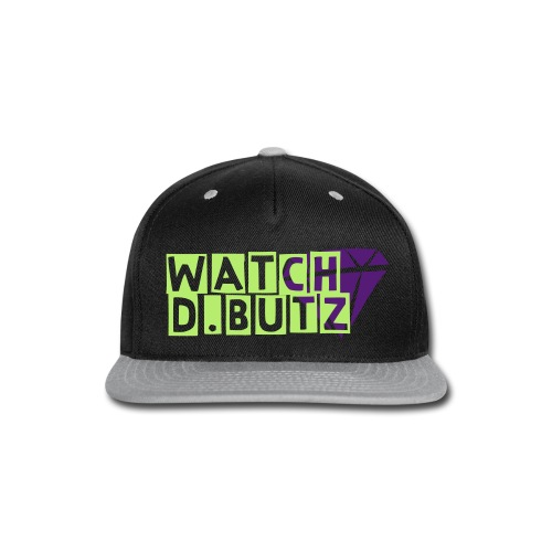 derek butler snapback green black gray - Snap-back Baseball Cap