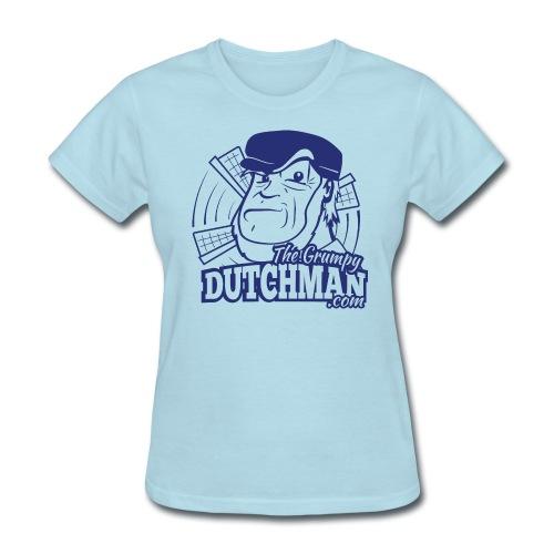 Grumpy Logo (Single Color) - Women's T-Shirt
