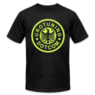 T-Shirts ~ Men's T-Shirt by American Apparel ~ NEON UroTuning