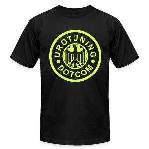 NEON UroTuning - Men's T-Shirt by American Apparel