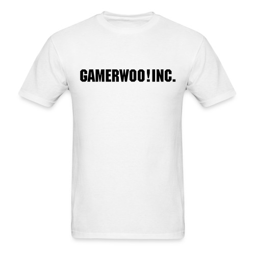GamerWoo!Inc. Quote  - Men's T-Shirt