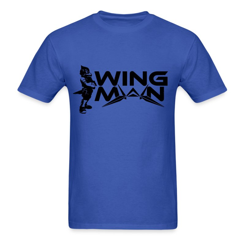 Wing Man Falco - Men's T-Shirt