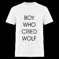 T-Shirts ~ Men's T-Shirt ~ EXO BOY WHO CRIED WOLF (MEN)