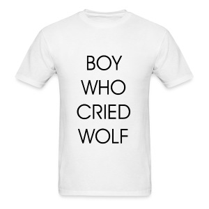 EXO BOY WHO CRIED WOLF (MEN) - Men's T-Shirt