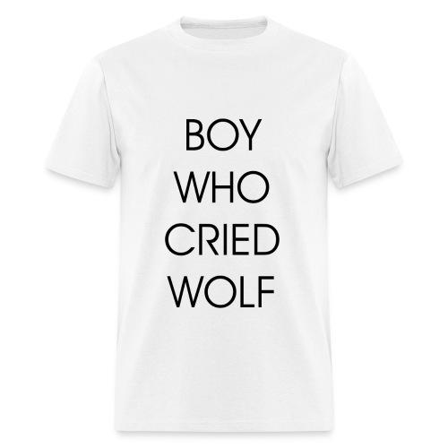 EXO BOY WHO CRIED WOLF (MEN) - Men's T-Shirt