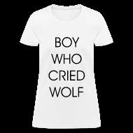 T-Shirts ~ Women's T-Shirt ~ EXO BOY WHO CRIED WOLF