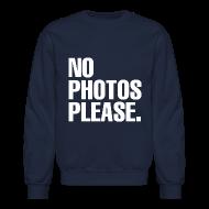 Long Sleeve Shirts ~ Crewneck Sweatshirt ~ NO PHOTOS PLEASE. SWEATER