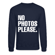 Long Sleeve Shirts ~ Crewneck Sweatshirt ~ NO PHOTOS PLEASE. SWEATER