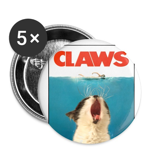 Claws Button - Large Buttons
