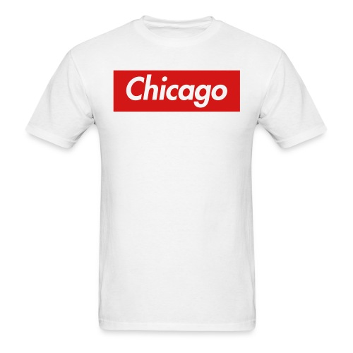 CHICAGO SUPREME - Men's T-Shirt
